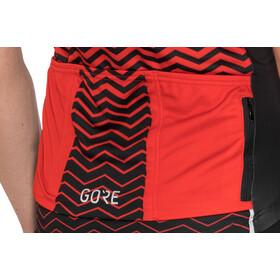 GORE WEAR C3 Jersey Herr red/black